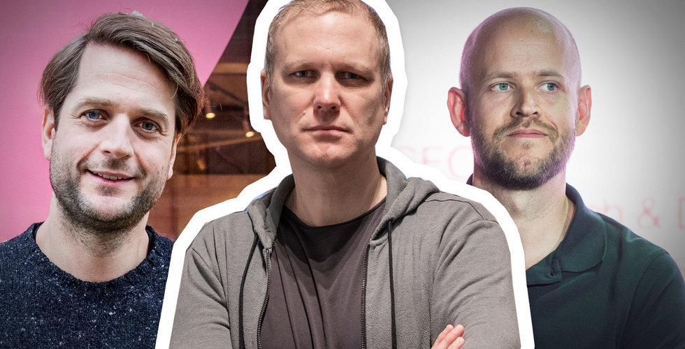 Klarna-chefen Sebastian Siemiatkowski avslöjar sin hemliga plan för att reta Daniel Ek