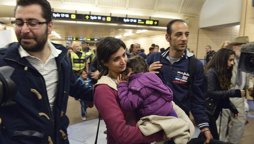 Efter flyktingkatastrofen – nu vill Industrifonden engagera startups