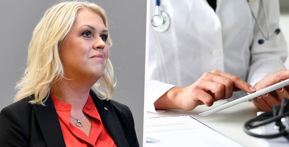 Regeringen skjuter till 430 miljoner för att digitalisera vården