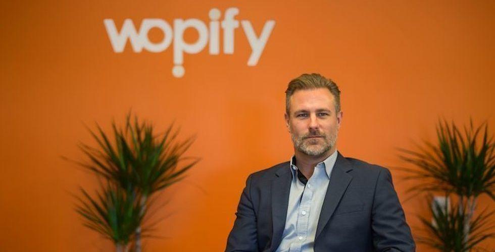Breakit - Binero-grundaren Anders Aleborg investerar i Wopify