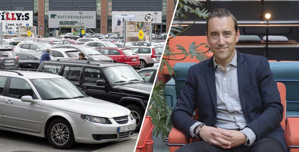 Martin Fransson ska ratta bilhandlarnas nya Blocket-utmanare Wayke