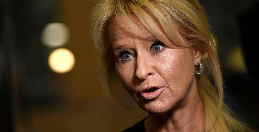 Annika Falkengren lämnar storbanken SEB – efter elva år