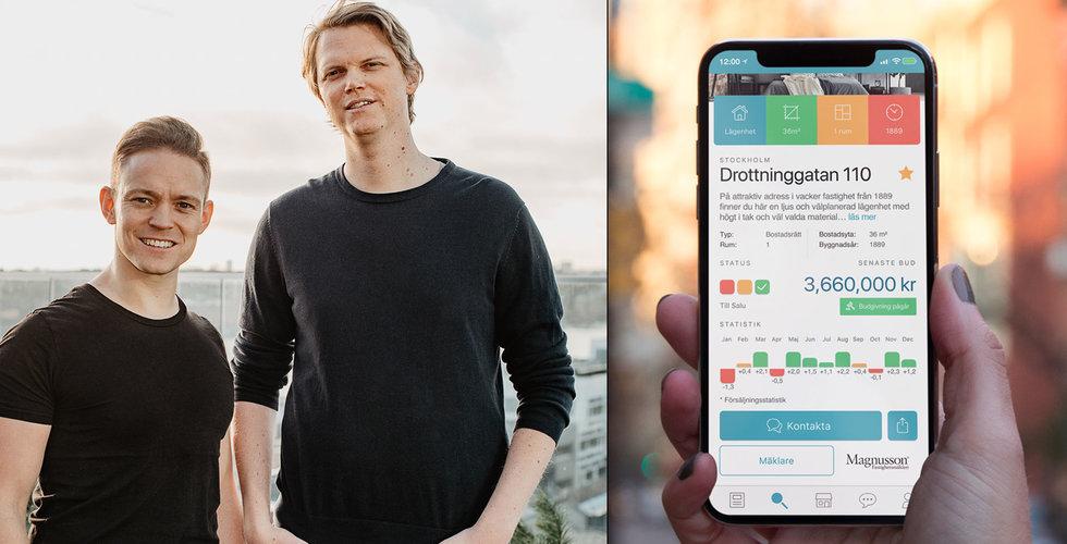 Schibsted satsar på appen som vill revolutionera bostadsmarknaden