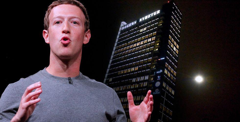 Så slår Facebooks gräddfil för video mot de svenska medierna