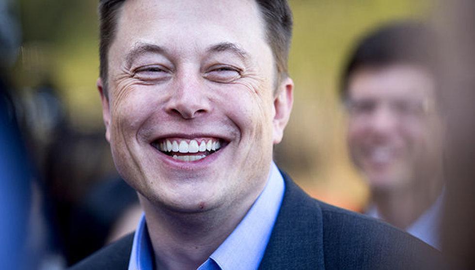 Breakit - Elon Musks Tesla köper upp Solarcity - för 22 miljarder kronor
