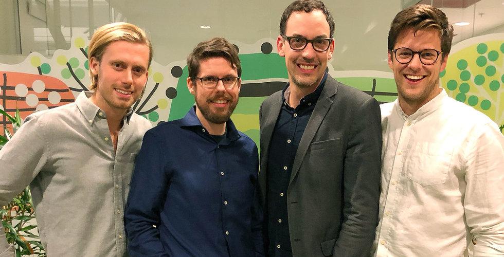 Schibsted investerar i mobilbetalbolaget Pej