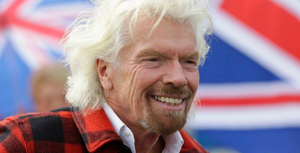Breakit - Hyperloop One tar in närmare en halv miljard – Richard Branson kliver in som ordförande
