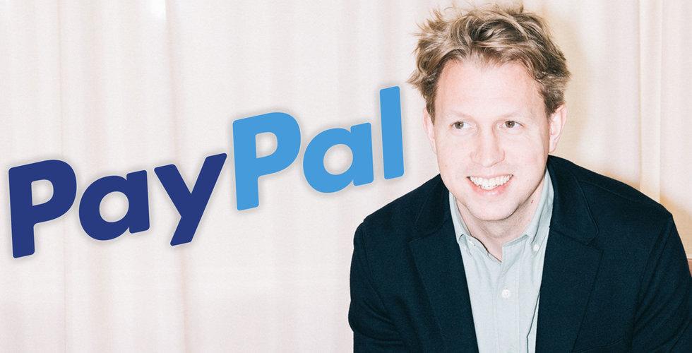 """Paypal satsar över 100 miljoner i Tink: """"Vi är stolta"""""""