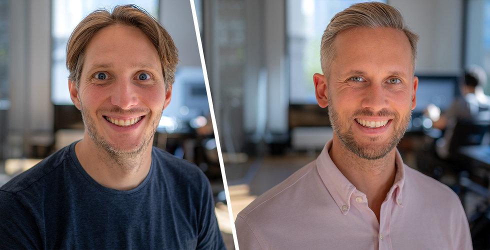 Hailey HR vill minska krånglet kring HR – backas Karl Johan Persson och Stefan Krook