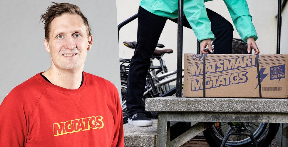 """Matsmart stänger jätterunda: """"Enormt intresse"""""""