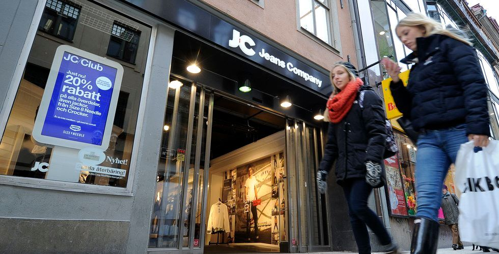 Fortsatt kris för klädkedjan JC – nytt hot om konkurs