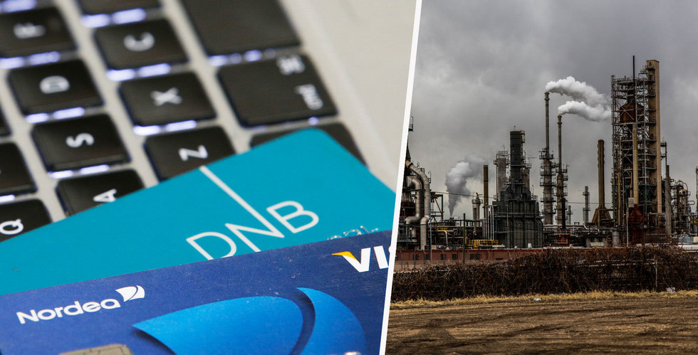 Nordea släpper koldioxidindikator i sina digitala tjänster