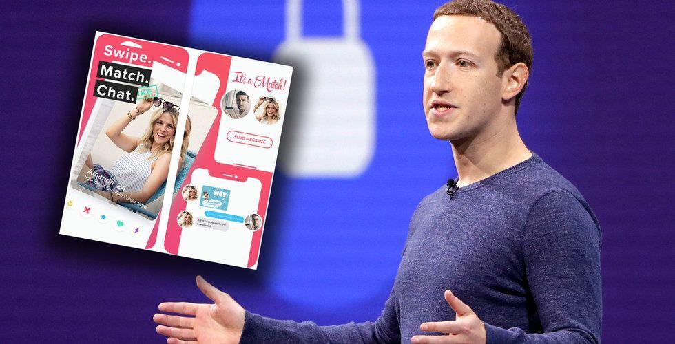 Tinder-ägaren Match rasade på börsen – efter att Facebook lanserat dejting-funktion