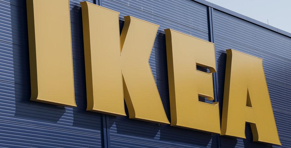 Ikea satsar 4,4 miljarder på citybutiker – bara i Frankrike