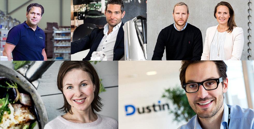 Sveriges 100 största e-handlare – här är topplistan
