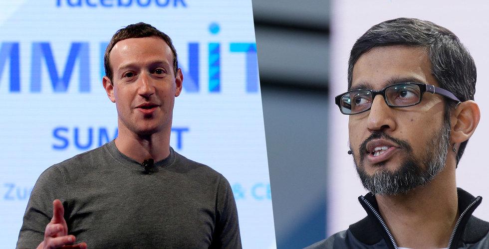 USA kan stoppa Google och Facebooks undervattenskabel till Hongkong