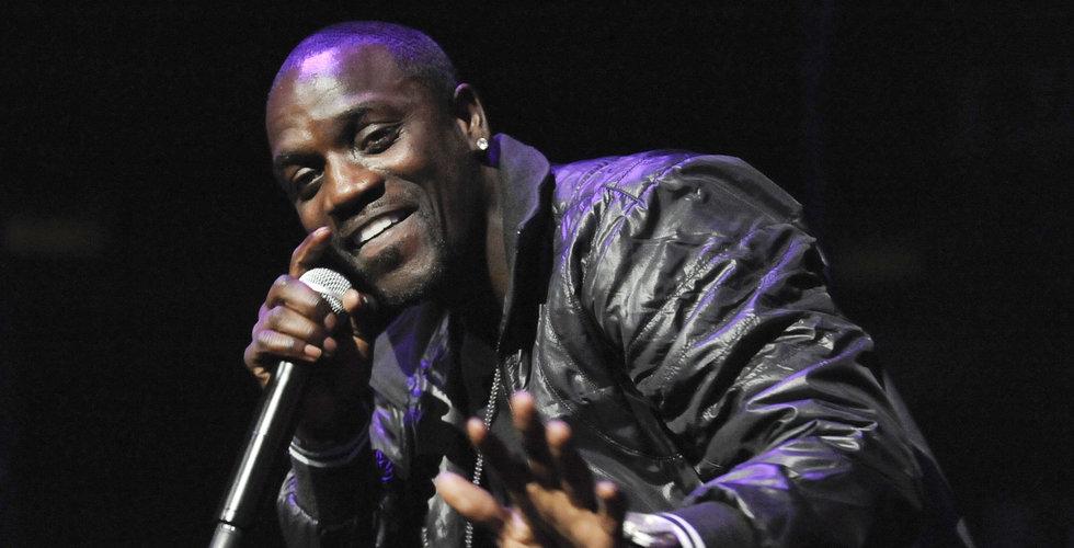 Musikstjärnan Akon grundar egen stad i Senegal – med tillhörande kryptovaluta