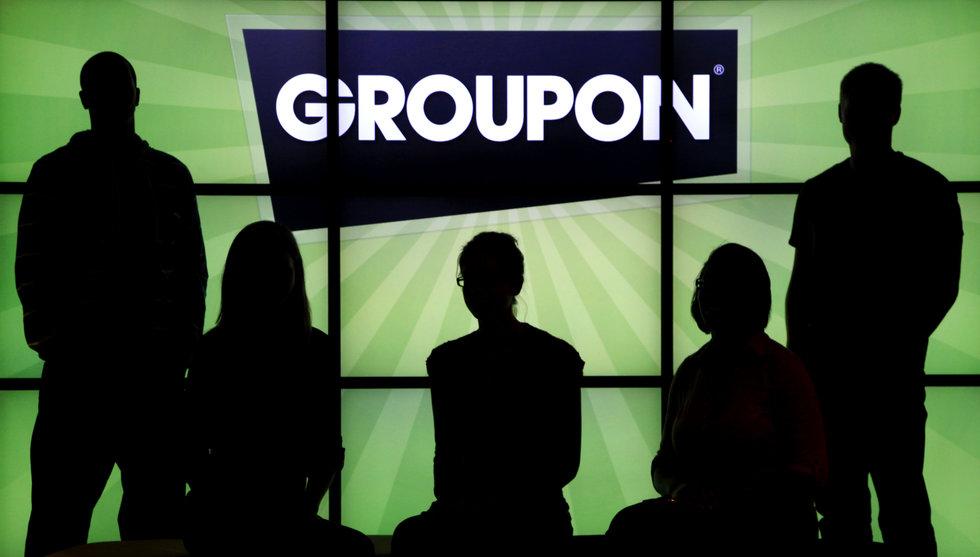 Groupon lägger ned i Sverige