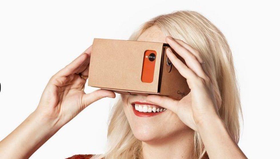 Breakit - Google gör nytt VR-headset - med plast istället för pappskivor