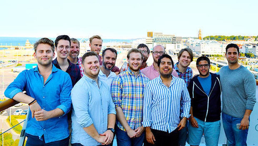 Breakit - 7 nya startups tas in till Helsingborgs accelerator Think