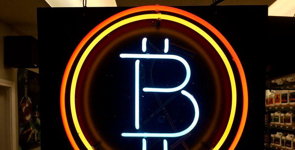 Bitcoin-kursen rusade i natt – på rekordnivå
