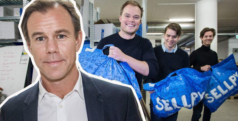 H&M storsatsar på Sellpy – blir majoritetsägare