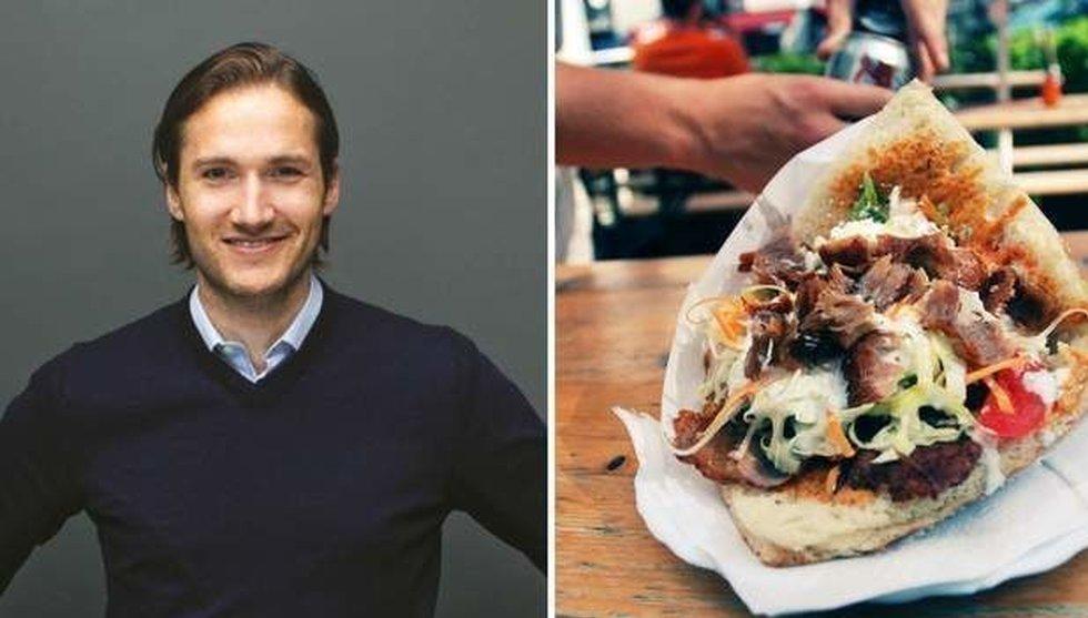 Östberg lanserar ny matsajt i Sverige – kan skrota Onlinepizza