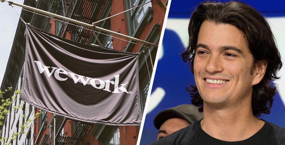 Wework planerar att sparka 2 000 personer – ilskan växer mot grundaren