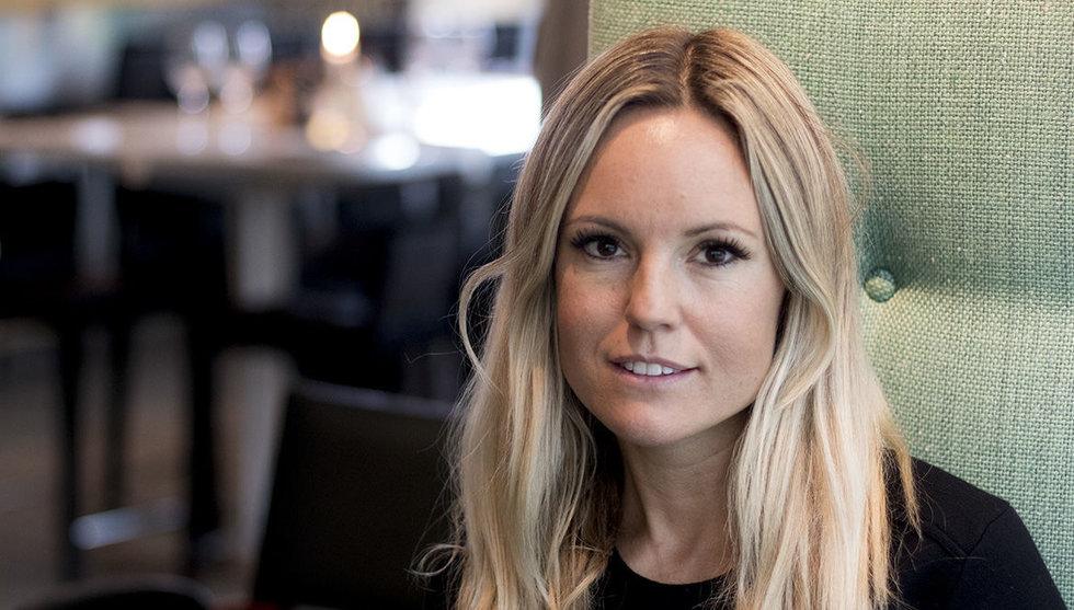 Breakit - Sofi Fahrman vill ur modecirkusen – satsar allt på sin nya startup
