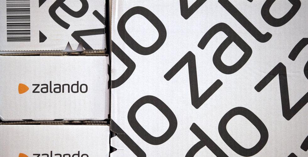 """Zalando släpper siffror: """"Vi är mycket nöjda"""""""