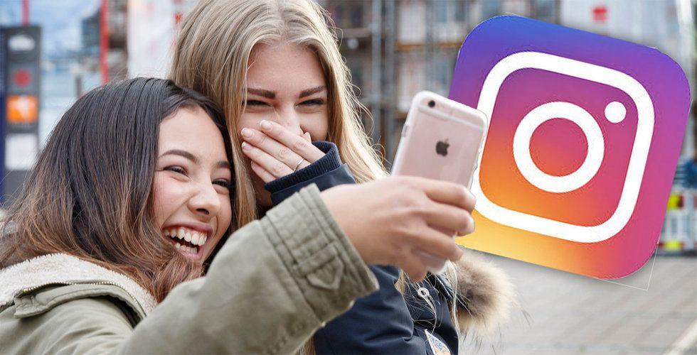 Instagram filar på satsning mot näthat – ska skydda skolungdomar