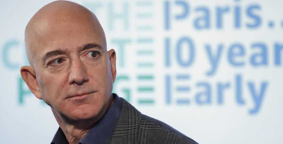 Amazon diskuterar miljardinvestering i indiska mobiloperatören Bharti Airtel