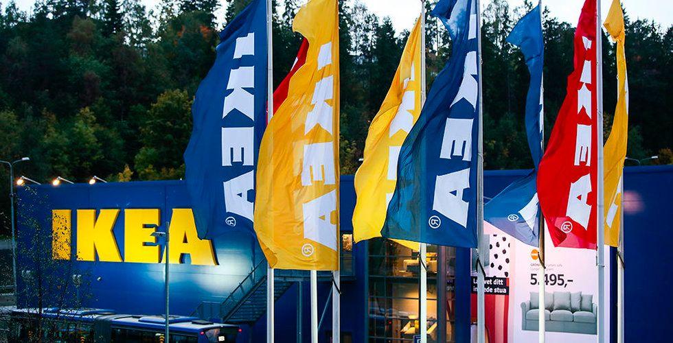 Ikeas framtidsplan: Köpcentrum istället för egna varuhus