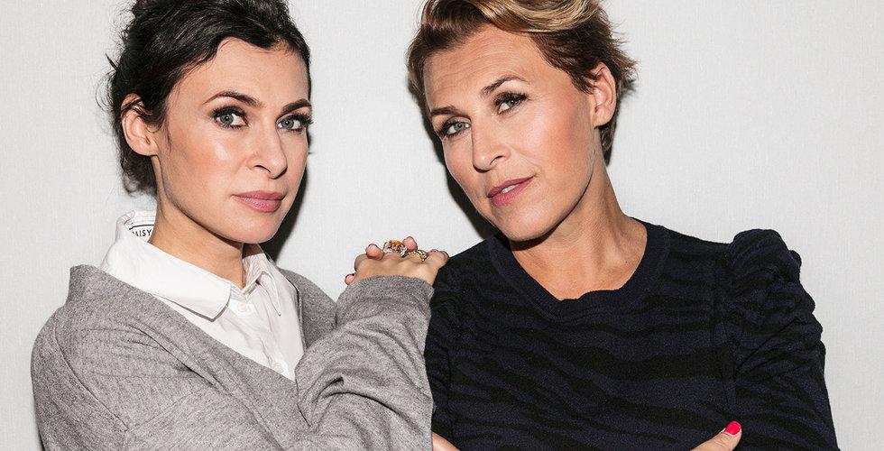 Hannah & Amanda går mot rekordår – nu har Perfect Day rett ut svåra krisen