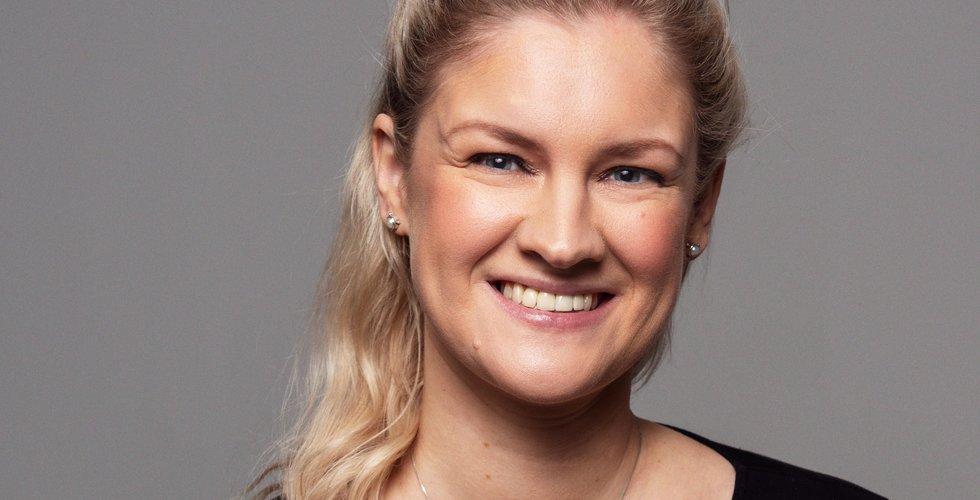 """Precisely värvar startupprofilen Elin Hammarberg: """"Fick ett bra intryck direkt"""""""