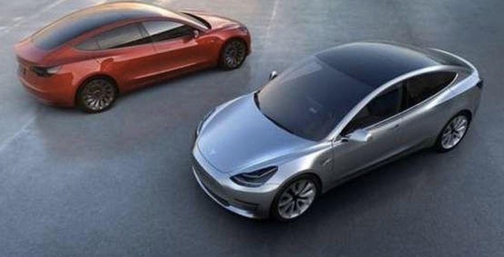 Breakit - Världsrekord - på en vecka har Tesla sålt bilar för 115 miljarder