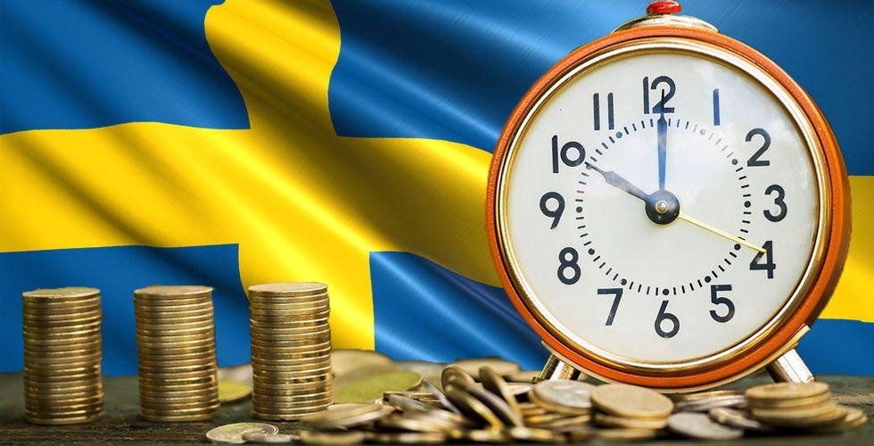 Forskaren: Här är ödesdatumet – då blir Sverige kontantfritt