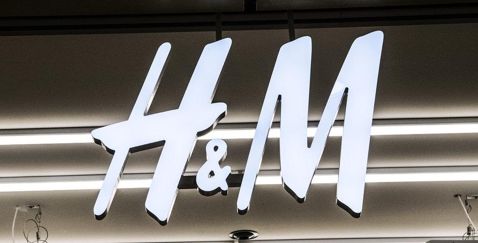 H&M har öppnat fler av sina butiker i Kina