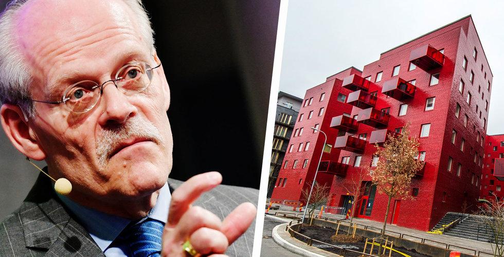 Riksbanken flaggar: Nu kan det bli tuffare tag mot bolåneuppstickarna