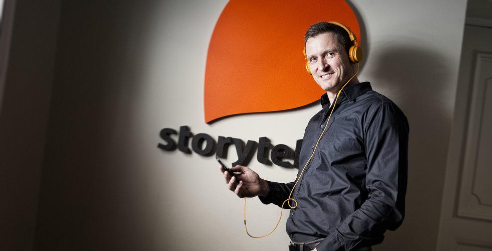 Storytel blir majoritetsägare i isländska Forlagið