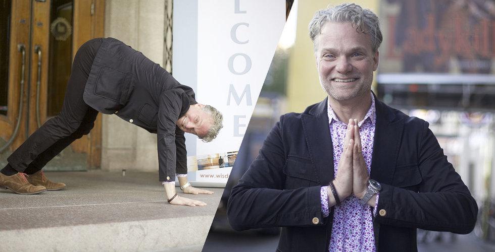 Storinvesteraren Hans Otterlings bästa karriärtips: Börja meditera