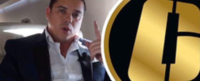 Sebastian Greenwood pekas ut som hjärnan bakom Onecoin-bluffen – nu ställs han inför rätta