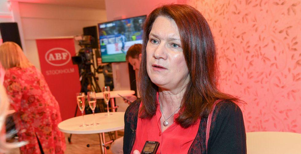 Handelsministern Ann Linde tar över utrikesministerposten