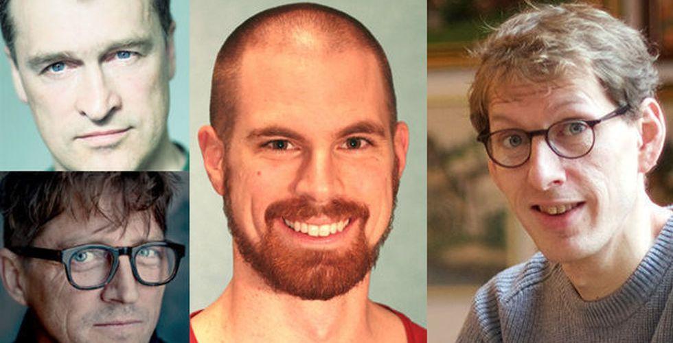 Erik Byrenius och techprofiler drar igång nätverket Nordic makers