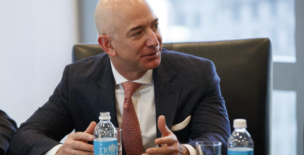 Breakit - Amazon krossade analytikernas förväntningar – enorm vinstökning
