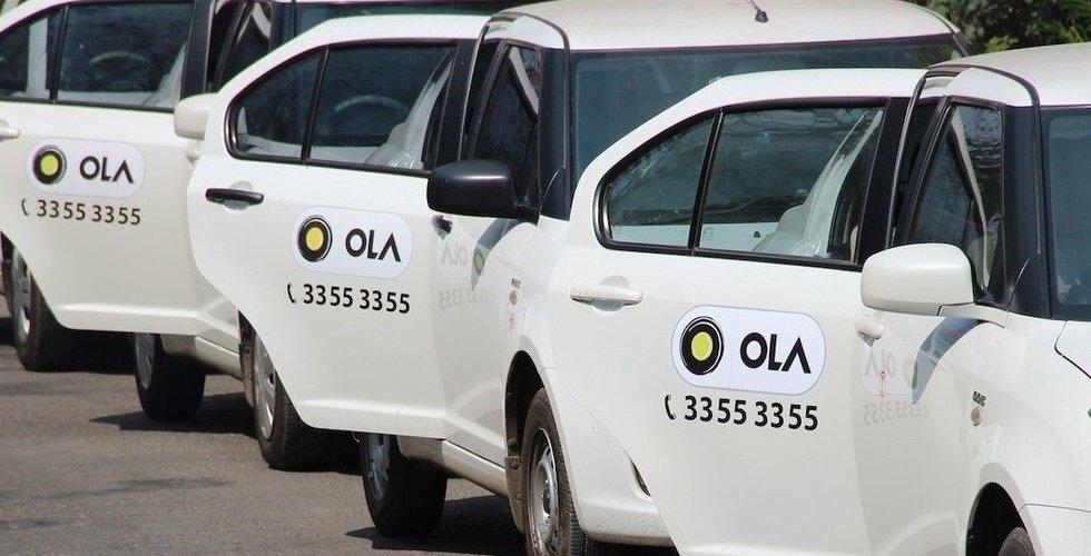 Indiska taxiappjätten Ola mot börsen – kan få värdering på 70 miljarder