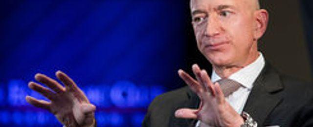 Amazons resultat mycket bättre än väntat under första kvartalet