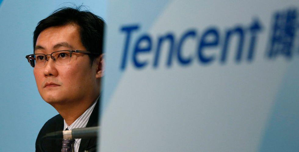 Tencent investerar över 300 miljoner dollar i streamingtjänsten Bilibili