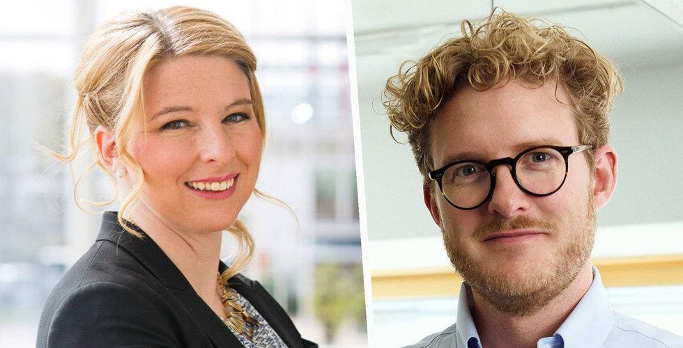 Heidi Wik ny vd på Tessin – Jonas Björkman tar ett steg tillbaka