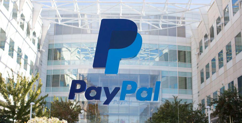 Paypals resultat bättre än väntat under fjärde kvartalet